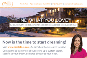 Advertisement for Reilly Realtors® - Nicole Peel